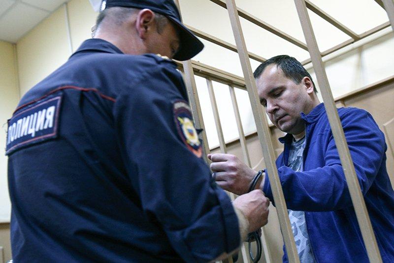 Бывший председатель правления Межпромбанка Александр Диденко